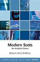 Modern Scots: An Analytical Survey