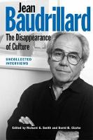 Jean Baudrillard: The Disappearance ...