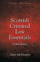 Scottish Criminal Law Essentials