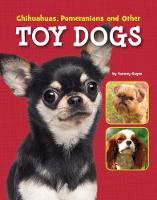 Chihuahuas, Pomeranians and Other Toy...