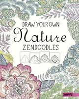 Draw Your Own Nature Zendoodles