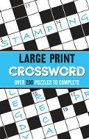 Large Print Crossword: Over 200...