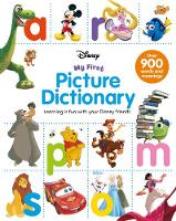 Disney My First Picture Dictionary:...