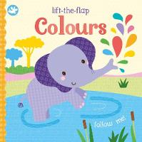 Little Learners Colours: Lift-the-Flap