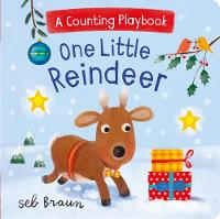 One Little Reindeer: A Counting Playbook