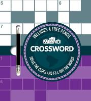 Crossword: Solve the Clues and Fill...