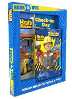 Bob the Builder Book and DVD: Dream...