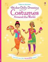Sticker Dolly Dressing Costumes ...