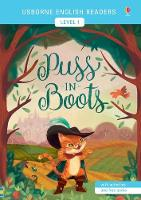 Puss in Boots: English Readers Level 1