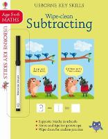 Wipe-clean Subtracting 5-6