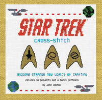 Star Trek Cross-stitch: Explore...