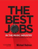 The Best Jobs in the Music Industry:...