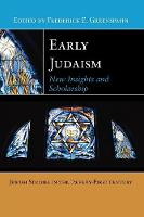 Early Judaism: New Insights and...