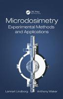 Microdosimetry: Experimental Methods...