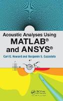 Acoustic Analyses Using Matlab(R) and...