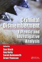 Criminal Dismemberment: Forensic and...
