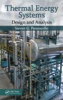 Thermal Energy Systems: Design and...