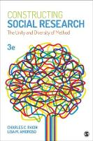 Constructing Social Research: The...