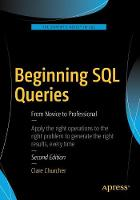 Beginning SQL Queries: From Novice to...