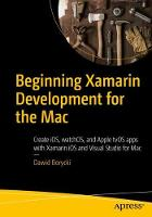 Beginning Xamarin Development for the...