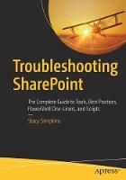 Troubleshooting SharePoint: The...