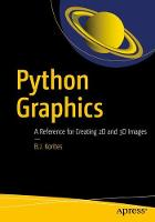 Python Graphics: A Reference for...