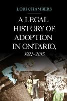 A Legal History of Adoption in...