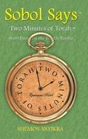 Sobol Says: Two Minutes of Torah ...