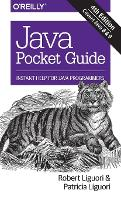 Java Pocket Guide, 4e