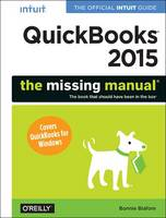 QuickBooks 2015 - The Missing Manual:...