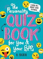 The Personality Quiz Book for You and...