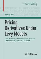 Pricing Derivatives Under Levy ...