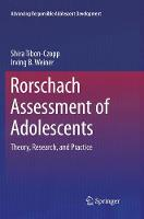 Rorschach Assessment of Adolescents:...