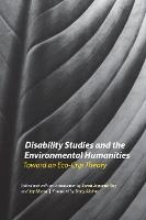 Disability Studies and the...