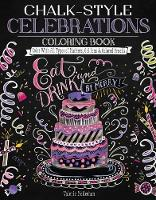 Chalk-Style Celebrations Coloring...