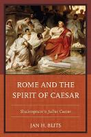 Rome and the Spirit of Caesar:...