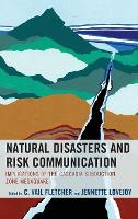 Natural Disasters and Risk...