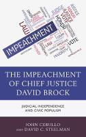 The Impeachment of Chief Justice ...
