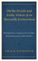 On the Private and Public Virtues of...