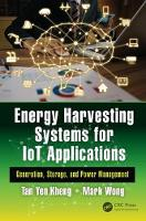 Energy Harvesting Systems for IoT...