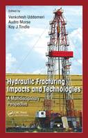 Hydraulic Fracturing Impacts and...