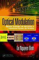 Optical Modulation: Advanced...