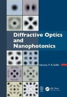 Diffractive Optics and Nanophotonics