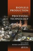 Biofuels Production and Processing...