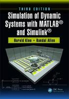 Simulation of Dynamic Systems with...