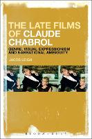 The Late Films of Claude Chabrol:...