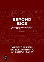 Beyond BIOS: Developing with the...