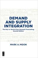 Demand and Supply Integration: The ...
