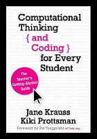 Computational Thinking and Coding for...