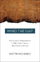 Mind the Gap: How the Jewish Writings...